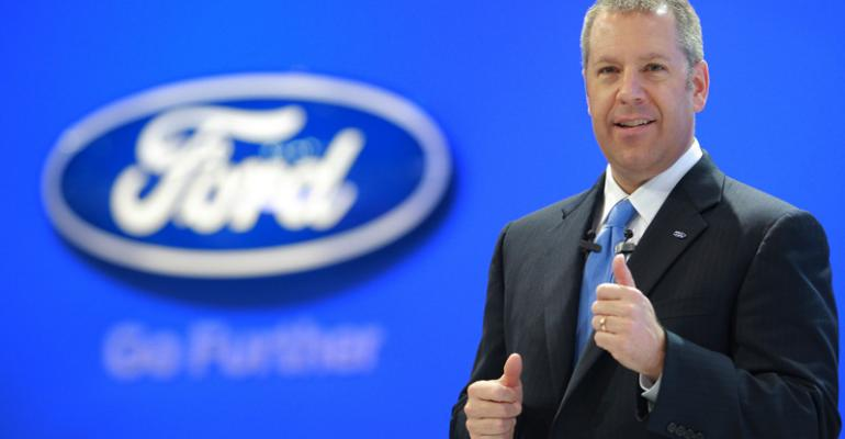Hinrichs takes over as presidentThe Americas after leading Ford39s AsiaPacific operations