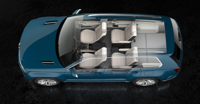 CrossBlue could be readied for production in two years VW says