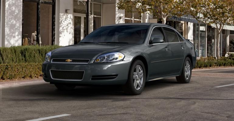 New Impala targeted beyond fleet customers
