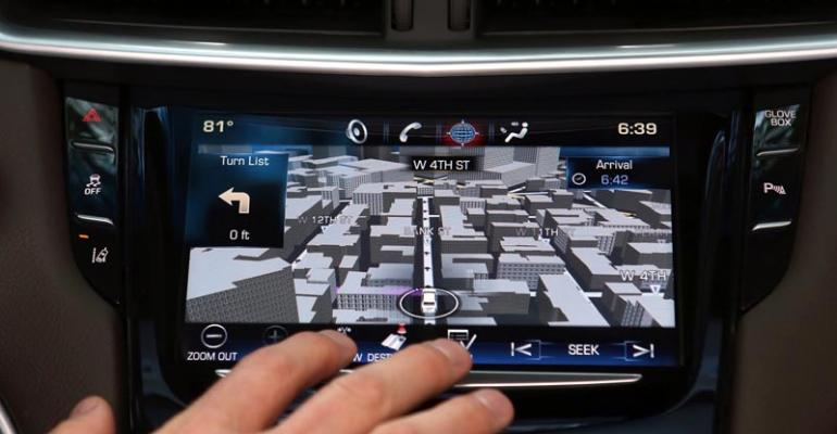 Hightech navigation systems policy topic of industry regulators