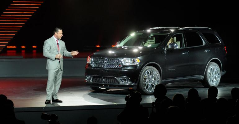 Bigland introduces rsquo14 Dodge Durango