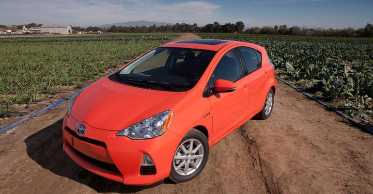 Toyota39s estimated 1 million annual hybrid sales in US nearly double all other OEMs combined report says