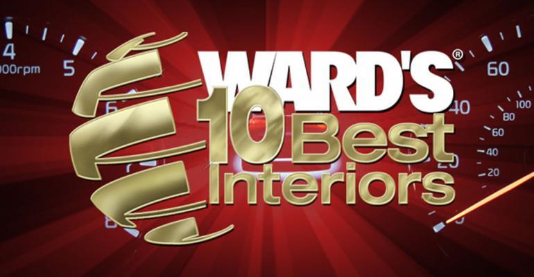 Ward's 10 Best Interiors Tell Inside Story