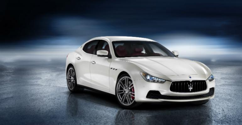 Ghibli meant to be the volume model in Maseratirsquos lineup