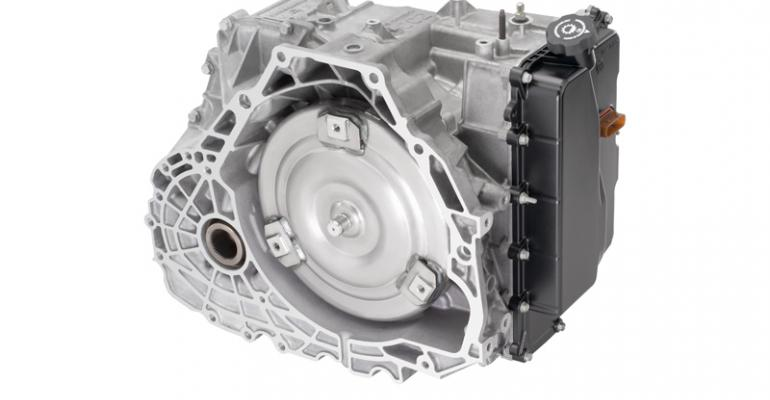 Previous GM Ford partnership brought 8 million FWD 6speed automatic transmissions to market