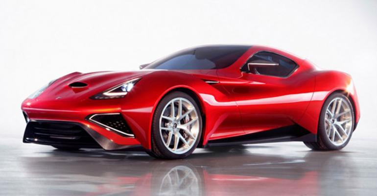 Only five Vulcanos slated for production