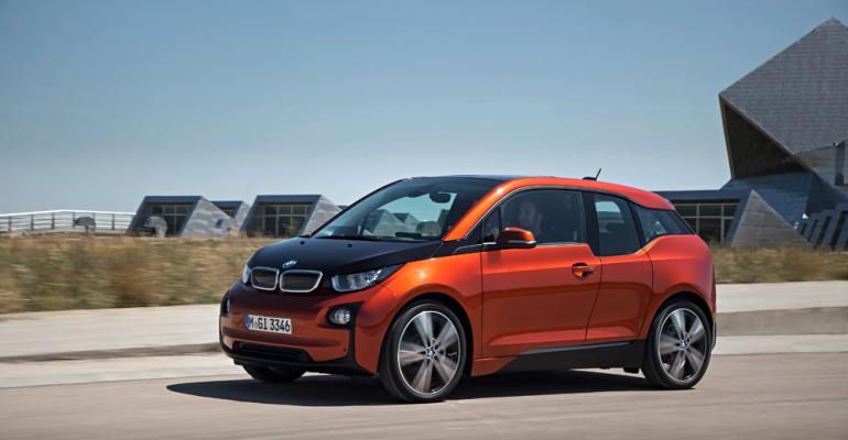 BMW i3 on sale secondquarter 2014
