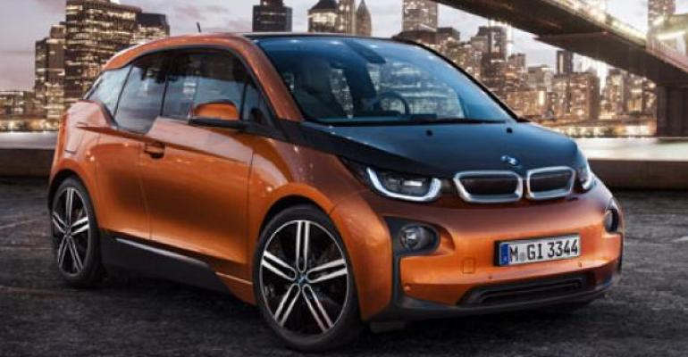 More than 90 of BMW i3 EV parts recyclable