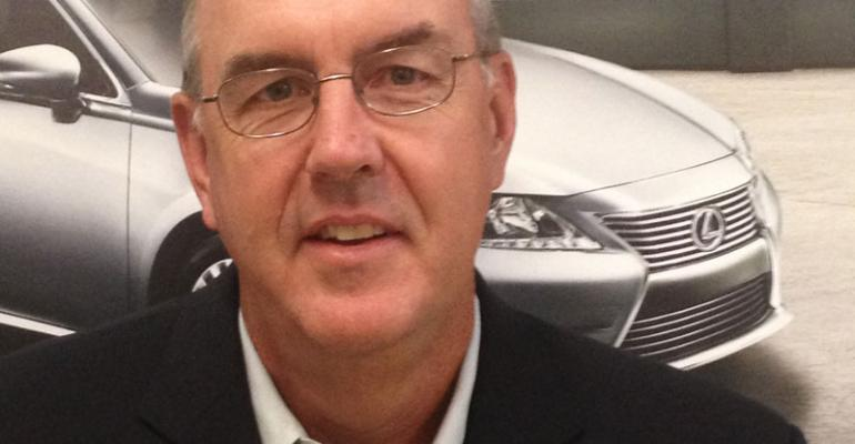 Lexus wants to elevate customer experience Yaeger says