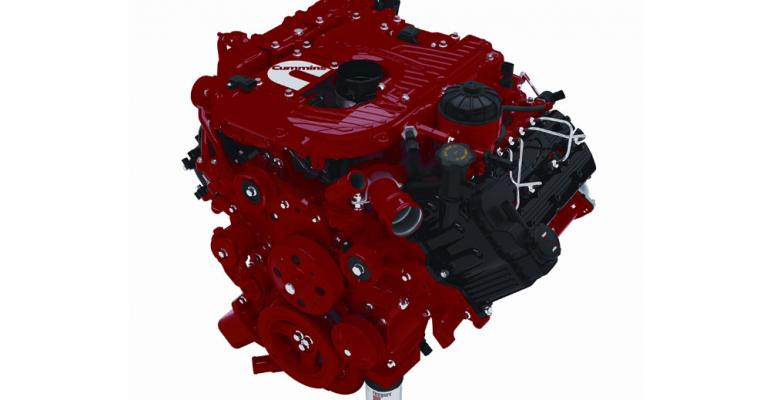 Cummins will produce 50L V8 turbodiesel at its Columbus IN engine plant