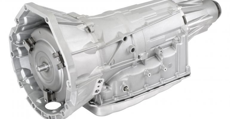 HydraMatic 6L80 6speed transmission of GM large trucks