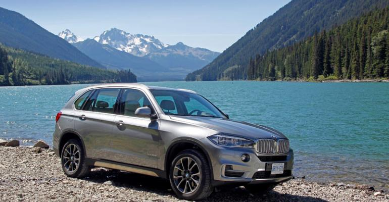 Allnew BMW X5 to be offered with both diesel and gasoline engines