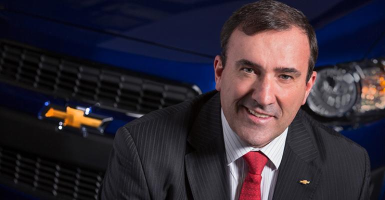Lack of choice behind midsize pickup marketrsquos decline Chevroletrsquos Alan Batey says