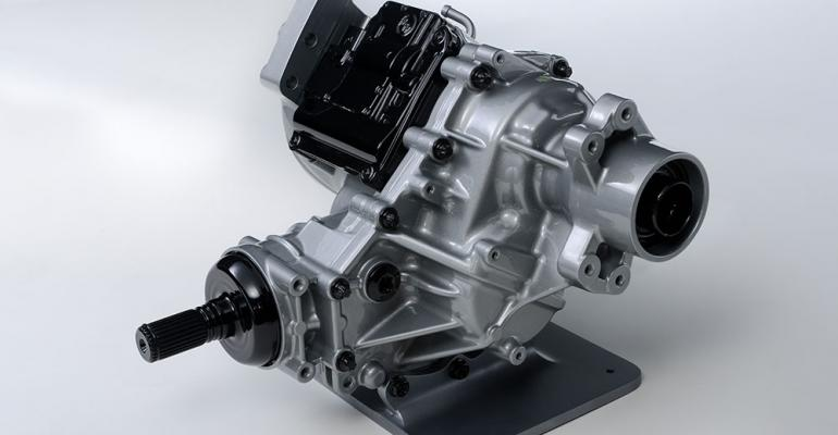 The exclusivity agreement with Chrysler for AAMrsquos singlespeed Ecotrac system has expired