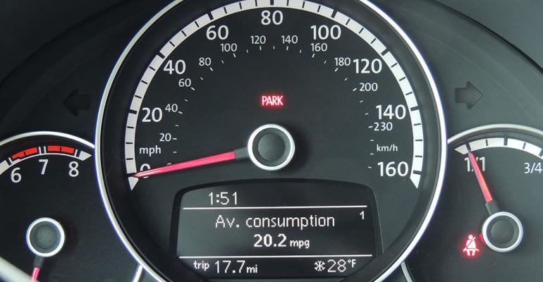 VW Beetle GSR averages 202 mpg during 10 Best Engines evaluations