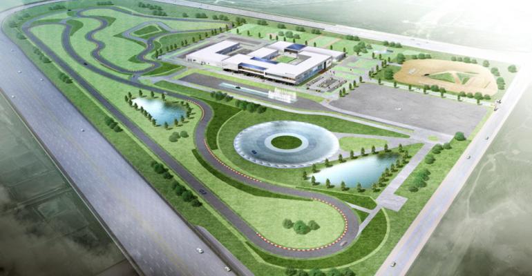 BMW Korea chief describes Driving Center as ldquoautomobile theme parkrdquo