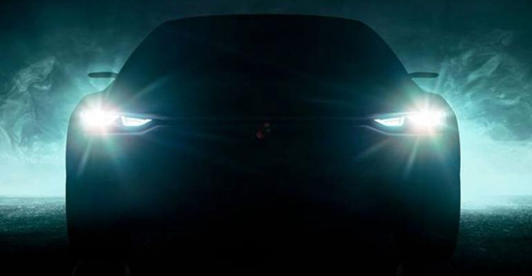 Design studio bringing dream car details to light at Geneva