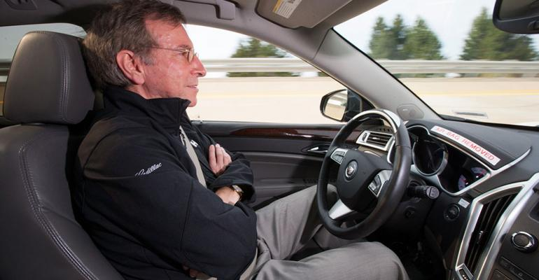 GMrsquos selfdriving Super Cruise technology due this decade