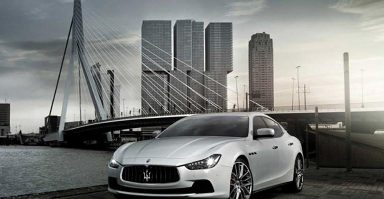 Ghibli already outselling established Granturismo models since late2013 launch
