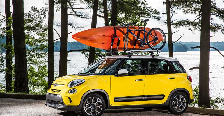 Fiat 500L seen boosting 2014 US sales