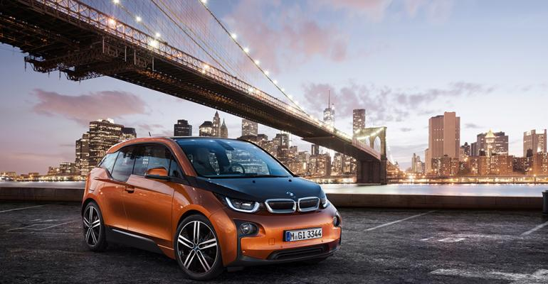 BMW could take advantage of incentive if it can deliver i3s quickly enough