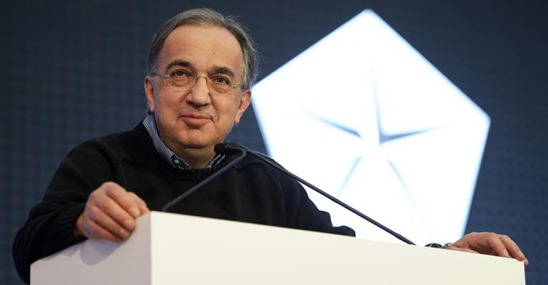 Marchionne picks up 130000 shares of Fiat