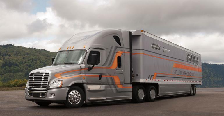 Freightlinerrsquos June sales push Daimler Class 8 deliveries higher