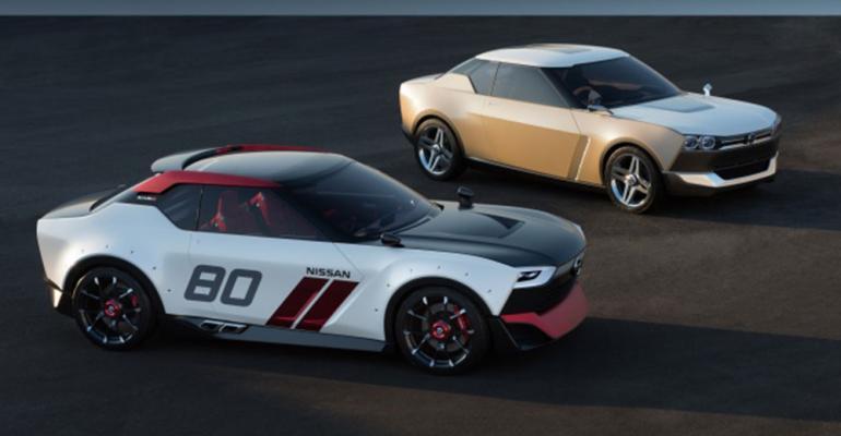 Nissan Small Sports Car, Next-Gen Cube Up in Air   WardsAuto