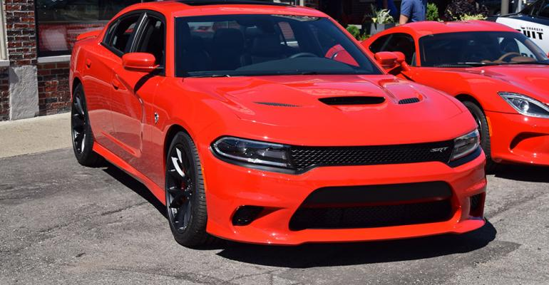 rsquo15 Dodge Charger SRT Hellcat will be built in Brampton ON Canada