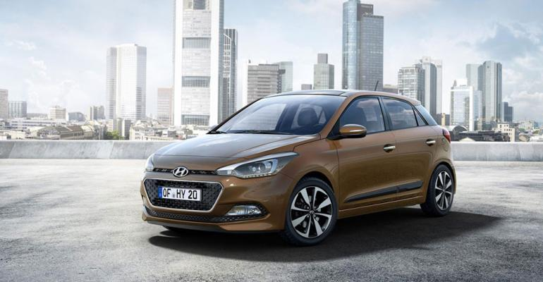 New i20 suggests aggressive stance of bigger Genesis sibling