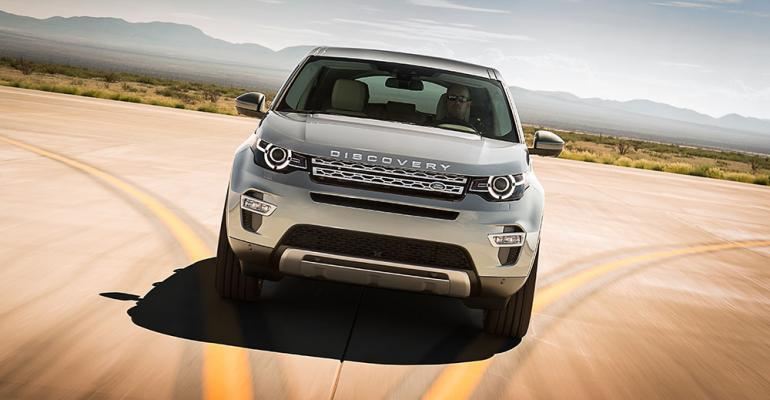 Discovery Sport goes on sale in January with a starting price of 53100 for basemodel SD4