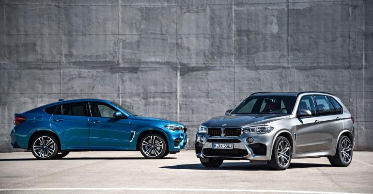 BMWrsquos latest pair of M models