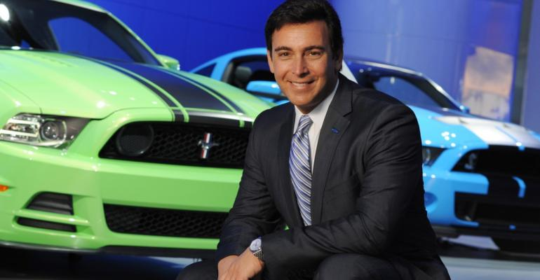 Ford CEO Mark Fields says automaker taking longterm approach to product plans