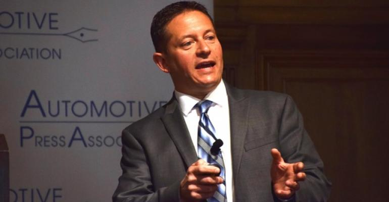 Dave Pericak former chief engineer for Ford Mustang takes over as director of Ford Performance Group