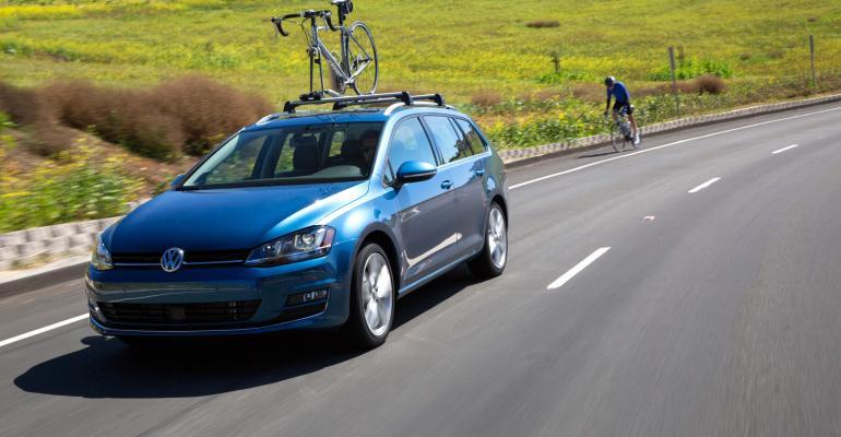 rsquo15 VW SportWagen makes no apologies