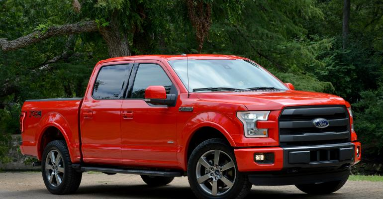 rsquo15 Ford F150 body structure 92 aluminum