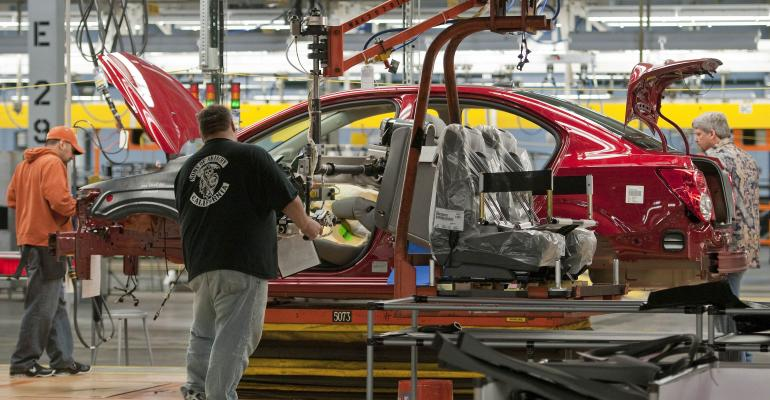 Threetier wage structure in place at GM plant that pioneered twotier deal
