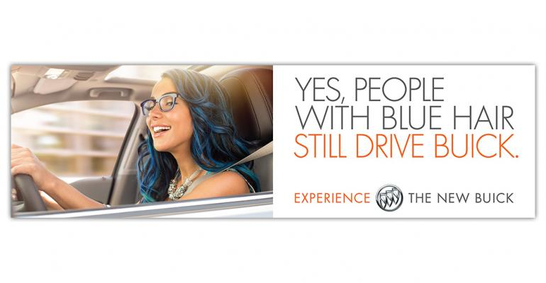 Buick ad campaign pokes fun at popular perceptions of the brand