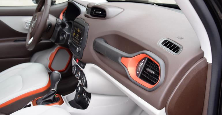 New Jeep features eyecatching colors wersquove never seen before in an interior