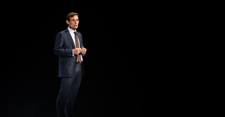 Volvo Americas chief Lex Kerssemakers says South Carolina ideal location