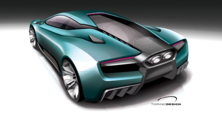 No name yet for Torino Designrsquos lowvolume supercar