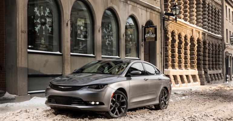 Chrysler 200 sales increase 5616 in May