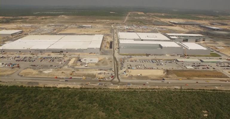 Kiarsquos new Pesqueria plant about halfway to completion