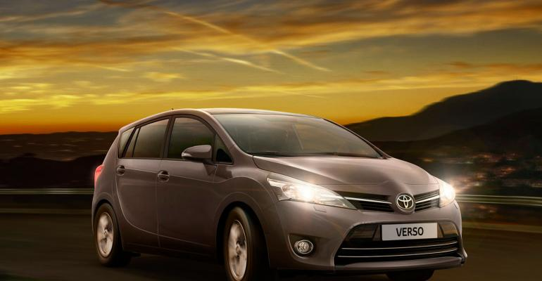 Japan claims duties on Toyota Verso other imports excessive