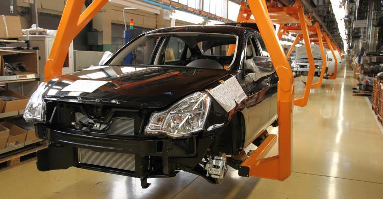 Almera sedan helps Nissan meet Russian localization rules