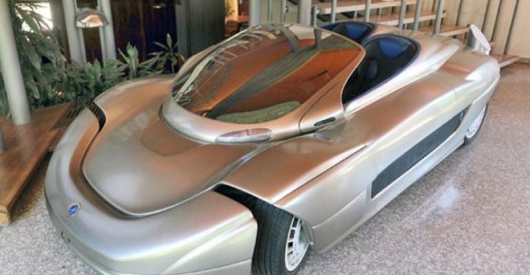 1992 Bertone Blitz concept part of collection