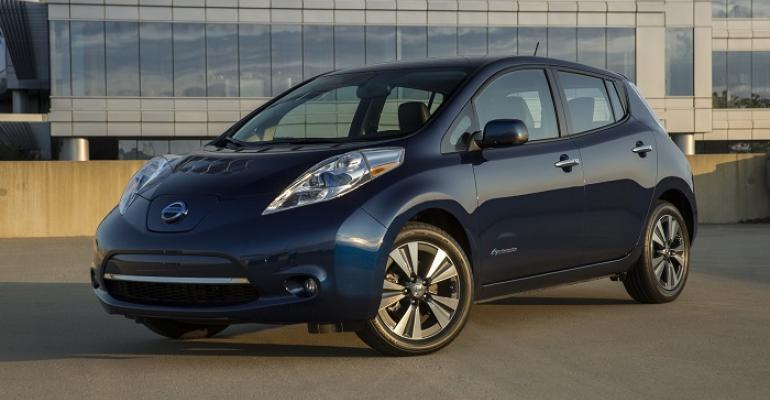 3916 Nissan Leaf