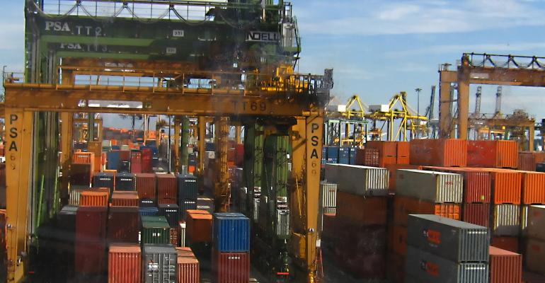 Containertransport tests could lead to transporting people