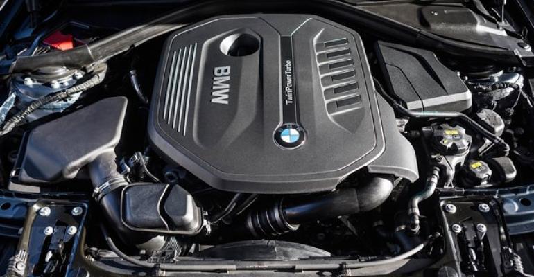 Allnew modular 30L I6 in BMW 340i produces 320 hp