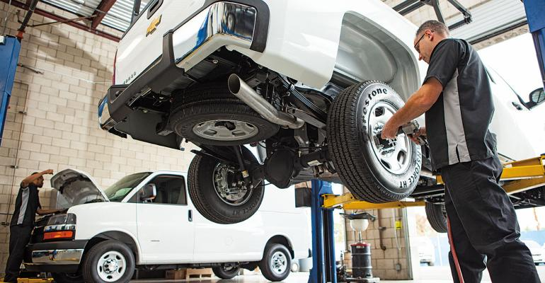 More than half of average dealership gross profit comes from service department